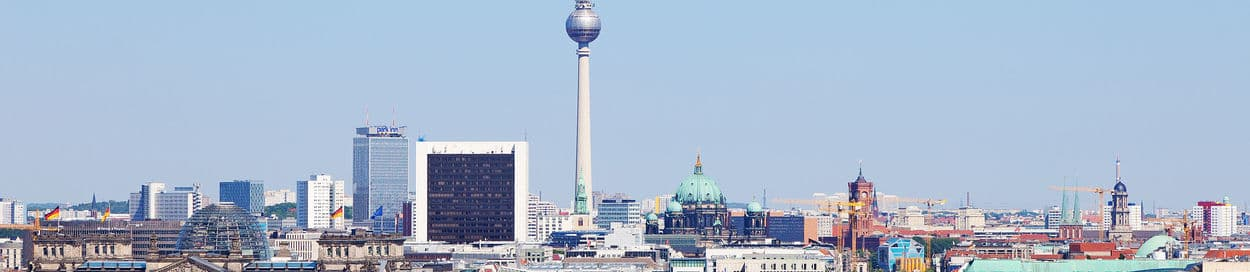 A picture of Berlin by Thomas Wolf