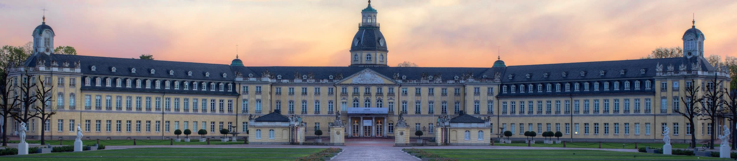 A picture of Karlsruhe by Christian Reimer